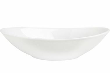 Porland Beyaz Kase 25 Cm Renkli